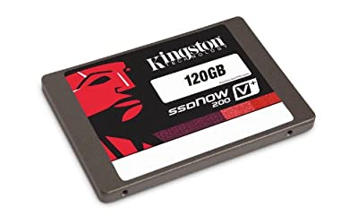 Kingston Technology 2.5 inch 120GB 7mm V+200 SATA 3 Solid State Drive with Adapter
