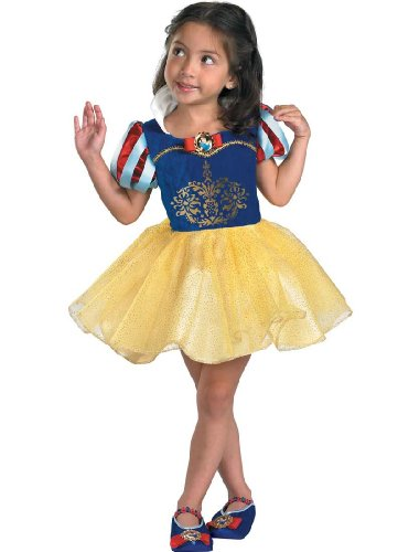 Toddler / Child Ballerina Snow White Costume