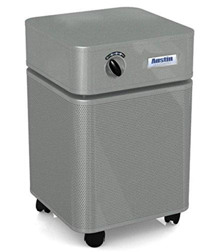 Austin Air HealthMate Plus HM450 Air Purifier - Silver