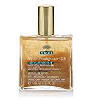 NUXE Huile Prodigieuse® OR Multi-Usage Dry Oil Golden Shimmer 100ml