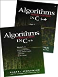 Bundle of Algorithms in C++ Parts 1-5( Fundamentals Data Structures Sorting Searching and Graph Algorithms)[BUNDLE OF ALGORITHMS IN C+][Paperback]
