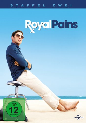 Royal Pains - Staffel zwei [5 DVDs]