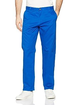 Dockers Pantalón Alpha Standard Twill (Azul Royal)