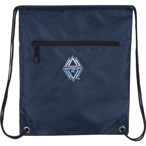 Adidas Mls Vancouver Whitecaps Gym Sack One Size Fits All