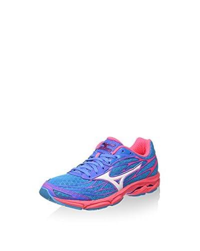 Mizuno Zapatillas de Running Wave Catalyst Wos Azul / Blanco