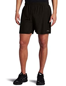Asics Men's Core Short, Black, XX-Large