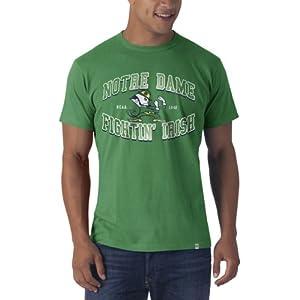 Notre Dame Fighting Irish T Shirt by Elite Fan Shop