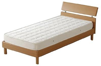 Dormeo (ドルメオ) 新・高反発 ベッド用マットレス (1層 かため) シングル 97×195×16cm NUO2981052-M DO0010