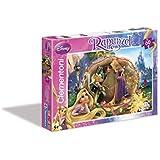 Clementoni - Puzzle de 60 piezas con diseño Rapunzel (26825.2)