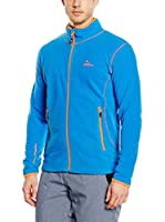 Peak Mountain Forro Polar Cartel (Azul Royal)