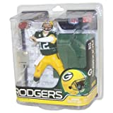 NFL Green Bay Packers McFarlane 2011 Series 27 Aaron Rodgers Action Figure