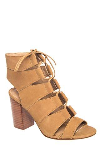Banden High Heel Sandal