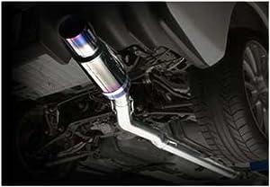 Tomei Expreme Titanium Cat Back Exhaust - EVO X
