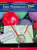img - for KJOS First Performance Plus 1st/2nd Bflat Clarinet Book book / textbook / text book