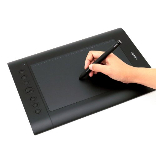 how to clean scratches off drawng tablet