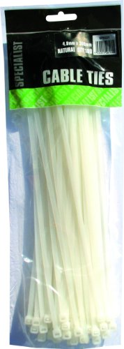 Specialist SP8221 Natural Cable Ties