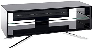 Techlink Arena AA110B TV Stand Suitable for Screens up to 50 inch - Black