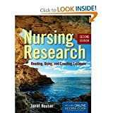img - for Nursing Research 2nd (Second) Edition book / textbook / text book