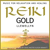 Reiki Gold Llewellyn Paradise Music Relaxation CD