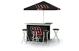 Best of Times NASCAR Patio Bar and Tailgating Center Deluxe Package- Dale Earnhardt... by Best of Times, LLC