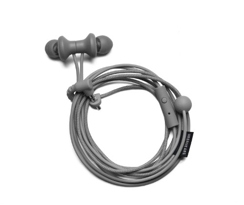 Urbanears Kransen Dark Grey Earphones Earbuds Headphones Mic Remote 04090114