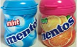 Mentos Mint VS Mentos Fruit Duo Pack (2 Bottles)
