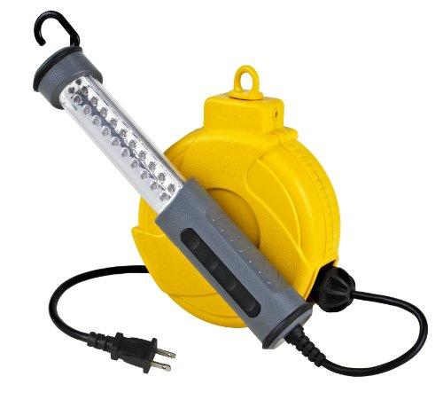 Alert Stamping 920Ls 20 Led Cord Reel Task Light