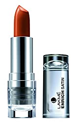 Lakme Enrich Satins Lip Color, Shade B527, 4.3 g
