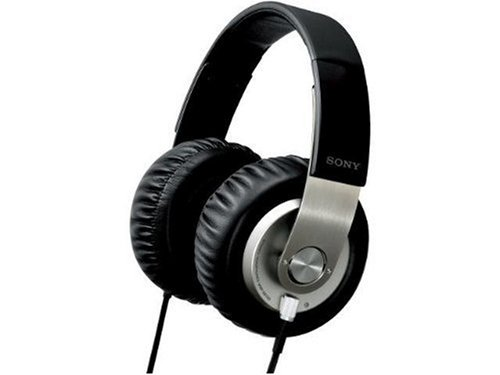 Sony MDRXB700 Giant Extra Bass Headphones with Extra Large 50mm Driver Unit