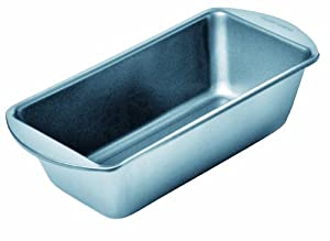 Chicago Metallic Betterbake Non-Stick Medium Loaf Pan, 8-1 2 by 4-1 2-Inch by CHICAGO METALLIC