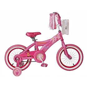 Pinkalicious Girls' Bike (16-Inch Wheels)