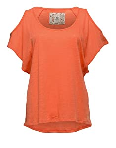 Element Damen Top Lulu, corail, XS, M3KTA5