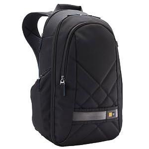 Case Logic CPL-108BK Backpack for DSLR Camera and iPad, Black