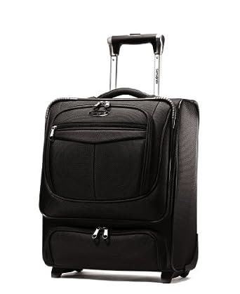 (抢了)Samsonite Luggage Silhouette 12 Business 新秀丽21寸登机拉杆箱蓝$103.99
