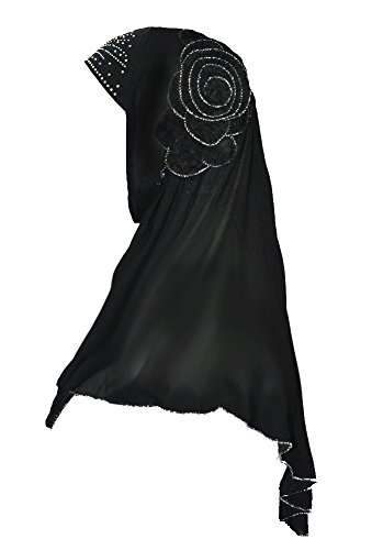 black-draping-with-flower-1-piece-al-amira-hijab
