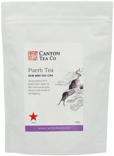 Canton Tea Roher Mini Tuo Cha 250 g, 1er Pack