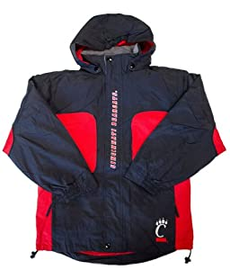 Cincinnati Bearcats Officially Licensed Youth 4 in 1 Coat Jacket