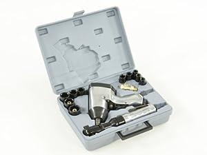 Druckluftwerkzeug Schlagschrauber Ratsche Druckluftschlagschrauber Druckluftratsche Werkzeug Werkzeugkoffer