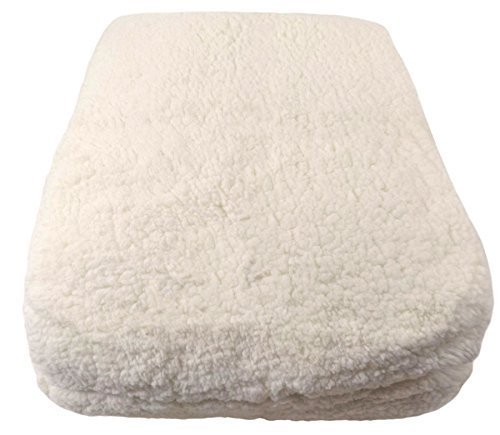 single-luxury-lambswool-look-and-feel-cream-supersoft-mattress-protector-30cm-fitted-skirt