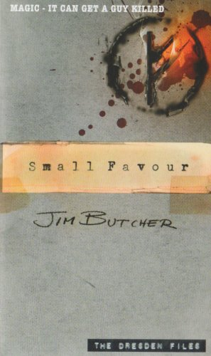 Small Favour (Dresden Files 10)