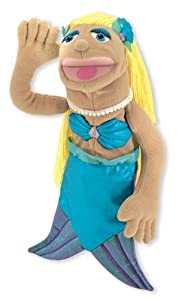 Melissa & Doug Mermaid Puppet from Melissa & Doug
