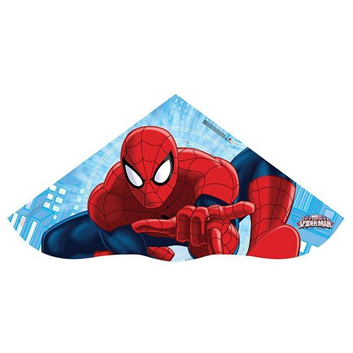Skydelta 52-inches Poly Delta Kite: Marvel Ultimate Spiderman