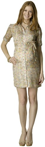 Rosie Pope Maternity Floral Shirtdress