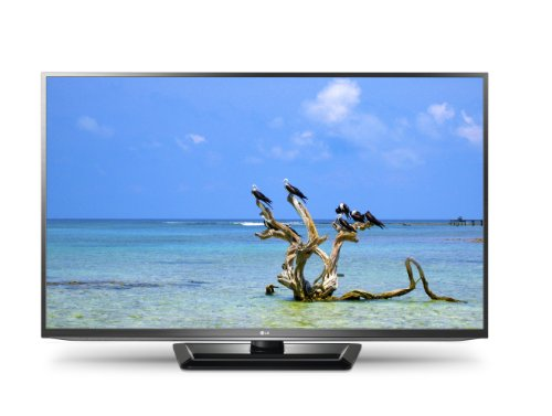 LG 50PA6500 50-inch 1080p 600 Hz Plasma HDTV