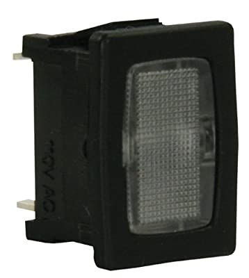 JR Products 13111-5 Red LED Indicator Light