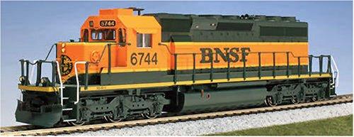 Kato HO Scale RTR SD40-2, BNSF #6744