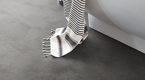 vinylboden fliesenoptik. Black Bedroom Furniture Sets. Home Design Ideas