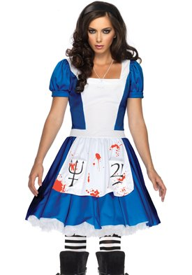 American Mcgee'S Alice Sexy Holiday Party Costume