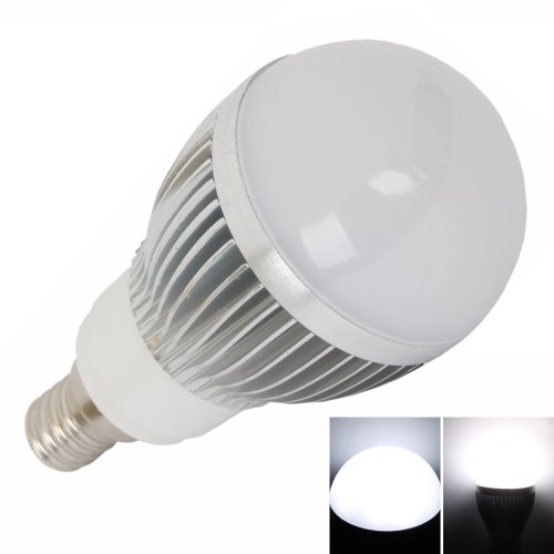 Marswell E14 6W 220V Led Light Spotlight Lamp Bulb Fixture For Decor Use