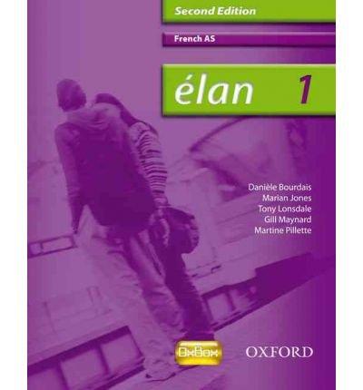 Elan: 1: AS Students' Book (Paperback) - Common PDF